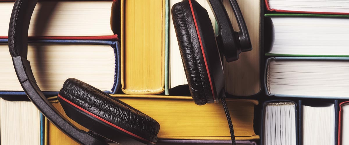 Check Out the Latest Audio Books